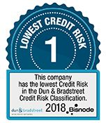Lowest Credit Risk logo